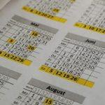 カレンダーの由来って?