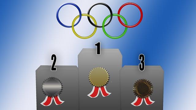 オリンピックで金メダルを取れる