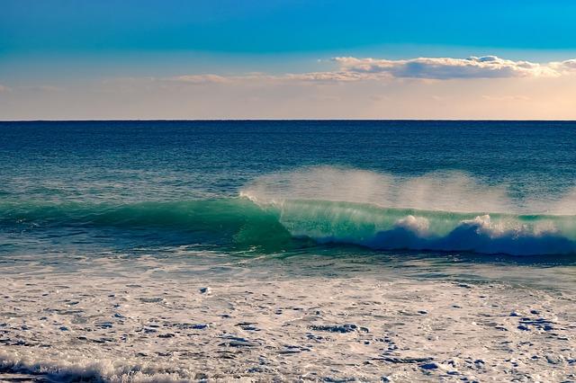 海が人を癒す理由とは?不思議な数の共通点があった!