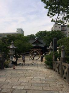願いが全て叶う松本市の四柱神社とは?アクセスや御朱印は?