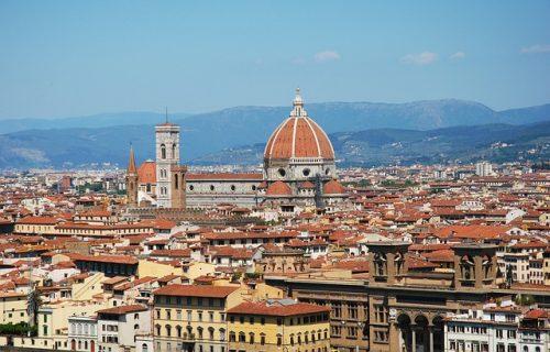 イタリアフィレンツェのおすすめパワースポット