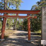 兼六園お隣り金沢神社は金沢の発祥地
