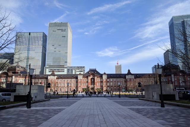 東京駅八重洲地下街の穴場パワースポット!