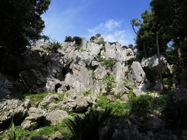 沖縄北部のパワースポット大石林山で感動!所要時間やアクセスは?