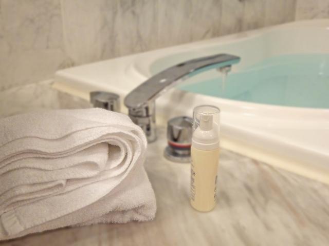 家のお風呂で浄化する方法