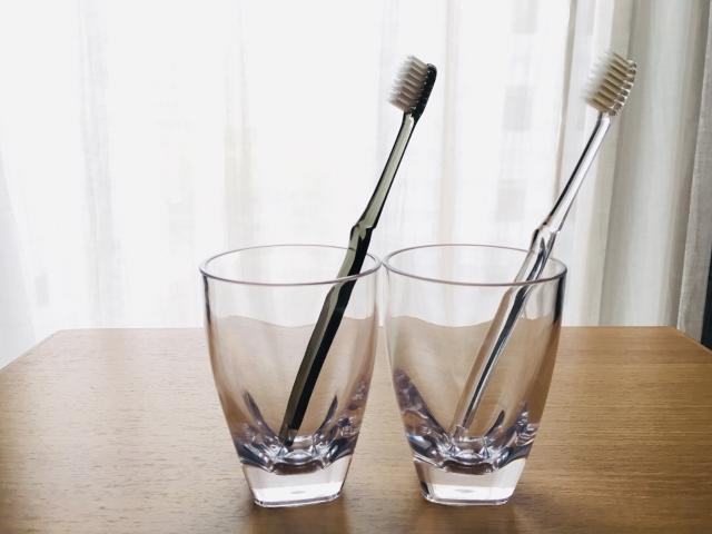 新年は新品の歯ブラシを使おう
