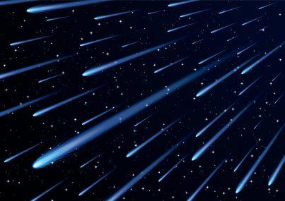 たくさんの流れ星を見るには