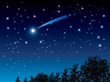 流れ星に願う方法とは