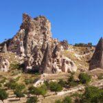 カッパドキアは憧れの観光地!地下住居はパワースポットで古代都市伝説も!